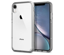Spigen Neo Hybrid Crystal do iPhone XR Satin Silver (064CS24885 / 8809613764062)