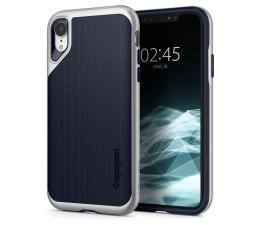 Spigen Neo Hybrid do iPhone XR Satin Silver  (064CS24880 / 8809613764017)