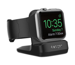 Spigen Night Stand S350 do Apple Watch 1/2/3 czarny (SGP11584)