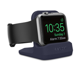 Spigen Night Stand S350 do Apple Watch 1/2/3 granatowy  (000CD21182)