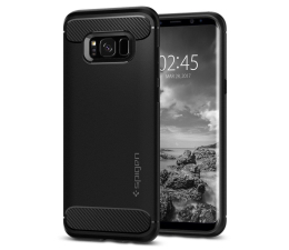 Spigen Rugged Armor do Galaxy S8 Black (8809522195551)