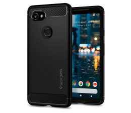 Spigen Rugged Armor do Google Pixel 2 XL Black (F17CS22279)