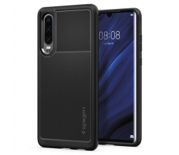 Spigen Rugged Armor do Huawei P30 Black  (L38CS25735)