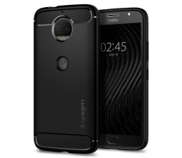 Spigen Rugged Armor do Motorola Moto G5S Plus Black  (M12CS22017)