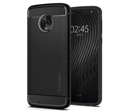 Spigen Rugged Armor do Motorola Moto G6 Black (M17CS23125)