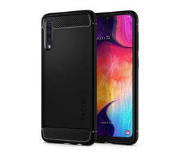 Spigen Rugged Armor do Samsung Galaxy A50 Black (611CS26199 / 8809640255984)