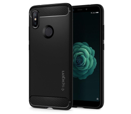 Spigen Rugged Armor do Xiaomi MI A2/6X Black (S13CS24394)