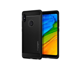 Spigen Rugged Armor do Xiaomi Redmi Note 5 Black (S19CS24740)