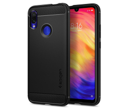 Spigen Rugged Armor do Xiaomi Redmi Note 7 Black (S34CS26086)