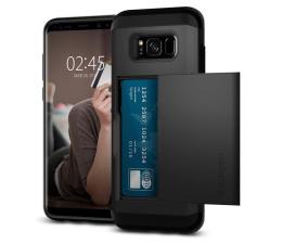 Spigen Slim Armor CS do Galaxy S8+ Black (571CS21672)