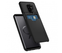 Spigen Slim Armor CS do Galaxy S9+ Black (593CS22950 / 8809565306334)