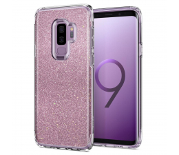 Spigen Slim Armor do Galaxy S9+ Glitter Rose (593CS22973 / 8809565306563)