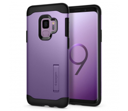 Spigen Slim Armor do Galaxy S9 Lilac Purple  (592CS22881 / 8809565305641)