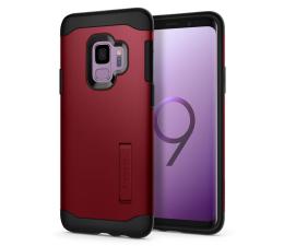 Spigen Slim Armor do Galaxy S9 Merlot Red (592CS22882 / 8809565305658)