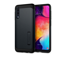 Spigen Slim Armor do Samsung Galaxy A50 Metal Slate (611CS26203 / 8809640256028)
