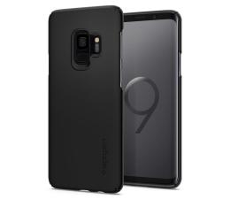 Spigen Thin Fit do Galaxy S9 Black (592CS22821 / 8809565305047)