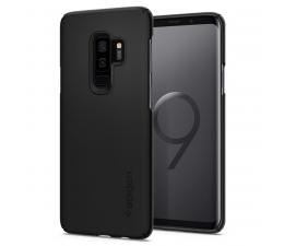 Spigen Thin Fit do Galaxy S9+ Black (593CS22908 / 8809565305917)