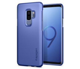 Spigen Thin Fit do Galaxy S9+ Coral Blue (8809565305924 / 593CS22909)