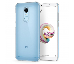 Spigen Thin Fit do Xiaomi Redmi 5 Plus Crystal Clear (S10CS23349)