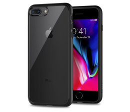 Spigen Ultra Hybrid 2 do iPhone 7/8 Plus Black (8809522191607 / 043CS21137)