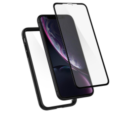 Spigen Ultra Hybrid 360 do iPhone XR Black (064CS24887 / 8809613764086)