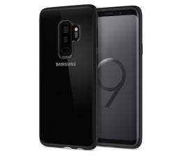 Spigen Ultra Hybrid do Galaxy S9+ Matte Black (593CS22924 / 8809565306075)