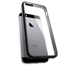 Spigen Ultra Hybrid do iPhone SE Black (8809353618052 / 8809466643521)