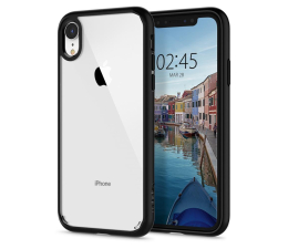 Spigen Ultra Hybrid do iPhone XR Matte Black (064CS24874 / 8809613763959)