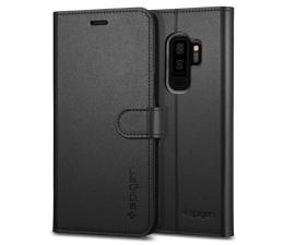Spigen Wallet S do Galaxy S9+ Black  (593CS22957 / 8809565306402)