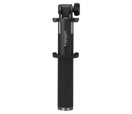 Spigen Wireless Selfie Stick Bluetooth S530W Black (S530W Black)