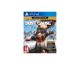 Square Enix Just Cause 3 Gold Edition Złota Edycja (5021290078222)