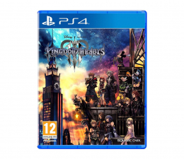 Square Enix Kingdom Hearts III (5021290068551)