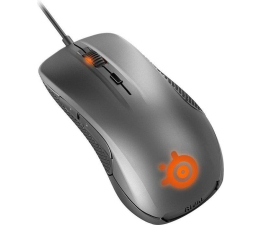 SteelSeries Rival 300 srebrna (62350)
