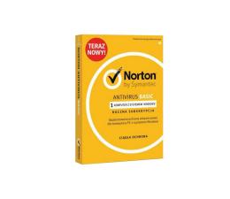 Symantec Norton Antivirus Basic 1st. (12m.) (21370583)