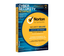 Symantec Norton Security Deluxe + WiFi Privacy 5st. (12m.) (21386356)