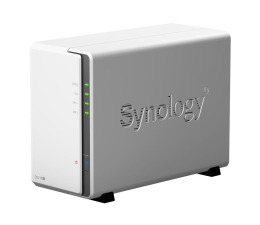 Synology DS216j (2xHDD, 2x1GHz, 512MB, 2xUSB, 1xLAN) (DS216j)