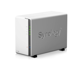 Synology DS218j (2xHDD, 2x1.3GHz, 512MB, 2xUSB, 1xLAN)  (DS218j)