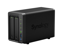Synology DS718+ (2xHDD, 4x1.5-2.3GHz, 2GB, 3xUSB, 2xLAN) (DS718+)