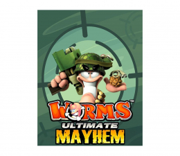 Team17 Worms Ultimate Mayhem ESD Steam (f6e94d11-f635-4584-8ada-90a60e6cac6b)