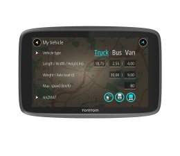 "TomTom GO PROFFESIONAL 6200 6"" Europa Wi-Fi (1PL6.002.09)"