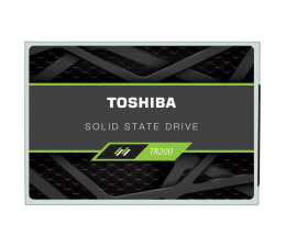 Toshiba 240GB 2,5'' SATA SSD TR200 (THN-TR20Z2400U8)
