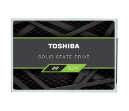 Toshiba 480GB 2,5'' SATA SSD TR200  (TR200-25SAT3-480G / THN-TR20Z4800U8)