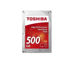Toshiba 500GB 7200obr. 64MB P300 OEM (HDWD105UZSVA)