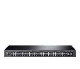 TP-Link 52p T2600G-52TS(TL-SG3452) (48x1000Mbit,4xSFP) (T2600G-52TS(TL-SG3452) (zarządzalny) (SMB))