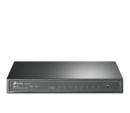 TP-Link 8p T1500G-8T (8x10/100/1000Mbit, 1xPoE-PD) (T1500G-8T(TL-SG2008) (zarządzalny) (SMB))