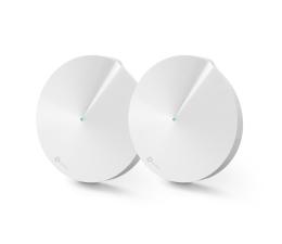 TP-Link DECO M9 Plus Mesh WiFi (2200Mb/s a/b/g/n/ac) 2xAP (DECO M9 PLUS(2-PACK) MU-MIMO Tri-Band AC)