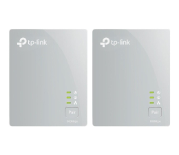 TP-Link TL-PA4010 KIT PowerLine 500Mb/s (2 sztuki) (TL-PA4010KIT)