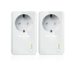 TP-Link TL-PA4020P KIT PowerLine 500Mb/s (2 szt, gniazdo) (TL-PA4020P KIT)