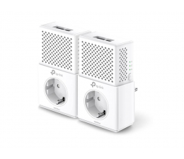 TP-Link TL-PA7020P KIT PowerLine 1000Mb/s (2 szt, gniazdo) (TL-PA7020P KIT)
