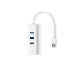 TP-Link UE330 (10/100/1000MB/s) Gigabit + HUB 3x USB 3.0 (UE330)